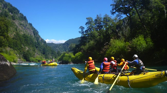 Escape Chile Rafting