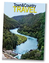 Town and Country Travel Magazine